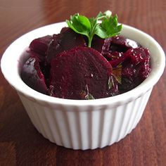 Easy Beet Salad