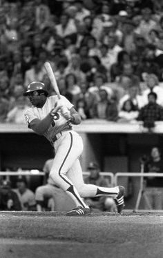 Dick Allen - 1976 at Dodger Stadium