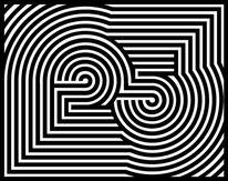 25th birthday like a tree circles — Designspiration