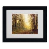 """Found it at Wayfair - """"Whitby"""" by John Atkinson Grimshaw Matted Framed Painting Print"""