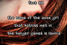 The Hunger Games Fan Art: The Hunger Games facts 101-120