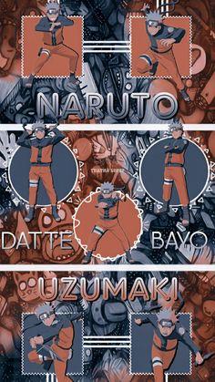 ❀𖠲ܹ݁ׄ🥤᩠ׂ࣮➮ Wallpaper/Png Naruto Uzumaki - Naruto