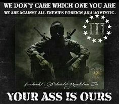 Sadly, it would seem that today we have more domestic enemies than foreign.that is, if you consider all of the illegal foreign fucks. Immigrate legally and we can be friends. Military Quotes, Military Humor, Military Life, Gi Joe, By Any Means Necessary, Warrior Quotes, Dont Tread On Me, Thing 1, Conservative Politics