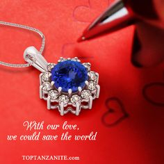 New surprises available for tanzanite lovers at toptanzanite.com !
