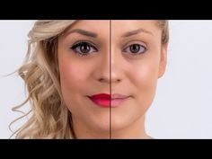 Contouring & Highlighting con THE ART OF SCULPTING L'Oréal Paris   AlicelikeAudrey - YouTube