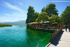 Struga (Струга) - on Ohrid Lake