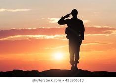 """Find """"soldier silhouette"""" stock images in HD and millions of other royalty-free stock photos, illustrations and vectors in the Shutterstock collection. Army Drawing, Soldier Drawing, Army Pics, Military Pictures, Army Photography, Pak Army Soldiers, Indian Army Wallpapers, Soldier Silhouette, War Dogs"""