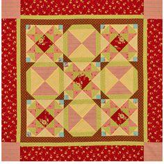 Star-Crossed Quilt
