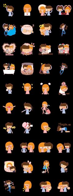 will you marry me ? - LINE Creators' Stickers