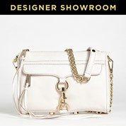 Rebecca Minkoff Leather Mini M.A.C. Convertible Clutch