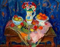 Charles Camoin, Fauvist and friend of Matisse, Nature Morte Henri Matisse, Andre Derain, Raoul Dufy, Maurice De Vlaminck, Georges Braque, Digital Museum, Collaborative Art, Still Life Art, Classical Art