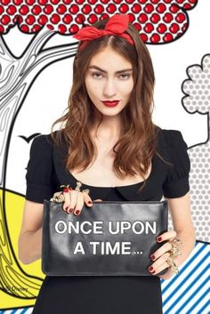 アメコミ世界のプリンセス!? ディズニーの白雪姫をモチーフにしたレッド・ヴァレンティノの新作コレクションが激カワすぎるぅッ!!