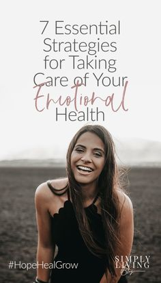 Find happiness and live your life it to its fullest by taking care of yourself emotional and mental health in addition to your physical health. Improve Mental Health, Good Mental Health, Ayurveda, Health Tips, Health And Wellness, Youtuber, Anxiety Tips, Good Habits, Self Care Routine