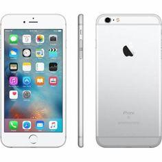 Apple iPhone 6s Plus, Smartphone, 4G LTE, 64 GB, Silver