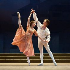 """English National Ballet. """"Romeo and Juliet""""."""