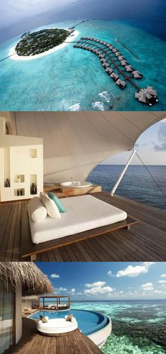 W Retreat & Spa in Maldives. Ready to put your feet up?