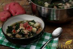 Wildtree's Italian Sausage Soup Recipe  www.MyWildtree.com/GloyeskeL
