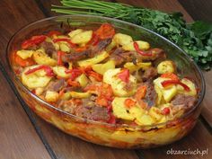 Hawaiian Pizza, Pork Recipes, Cauliflower, Salsa, Food And Drink, Mexican, Yummy Food, Vegetables, Cooking