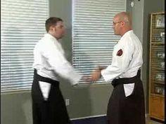 Aikido Basic Techniques : Munedori Kokyunage - YouTube