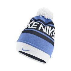 2014 Nike Cuff Knit Mens Golf Beanie Hat Black