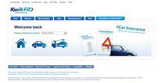 Kwik Fit Insurance Login