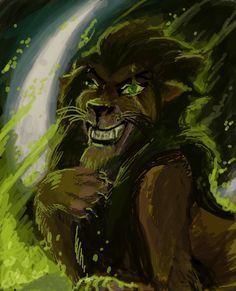 Image result for scar lion king bitch im fabulous Scar Lion King, Lion King Art, Disney Pixar Movies, Disney Villains, Disney Love, Walt Disney, Disney Challenge, Im Fabulous, Past Love