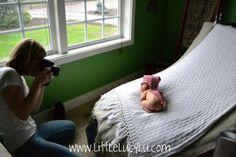 Trucos y consejos para la fotografía de recién nacidos.