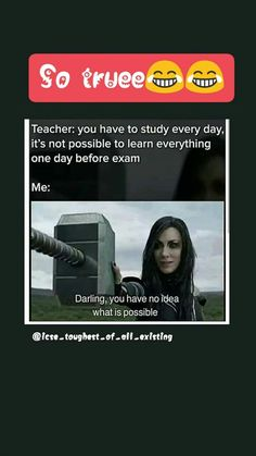 Very Funny Memes, Funny School Jokes, Some Funny Jokes, School Memes, Good Jokes, Funny Puns, Funny Relatable Memes, Wtf Funny, Funny Facts