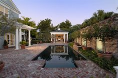 Historic Restoration and Preservation - traditional - pool - miami - Torre Construction & Development