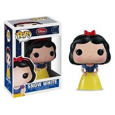 Just got this at Barns and Knobles. I couldnt help it. Funko Pop Vinyl Figure Disney Series 1 Snow White | eBay