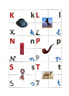 ÁBCKirakó | modernNagyi Calendar, Letters, Education, Holiday Decor, Children, Young Children, Boys, Child, Kids