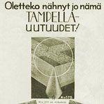 Tekstiilejä Tampereelta