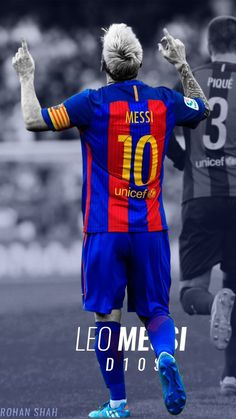 Here you can find most impressive collection of Lionel Messi Wallpapers to use as a background for your iPhone and Android. Fc Barcelona Neymar, Barcelona Team, Messi Soccer, Messi 10, Football Is Life, Best Football Team, Lionel Messi Wallpapers, Rugby, Leonel Messi