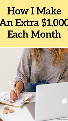 Make Money Today, Make Easy Money, Earn Money From Home, Earn Money Online, Make Money Blogging, Earn Money From Surveys, Making Money From Home, Best Online Jobs, Online Jobs From Home