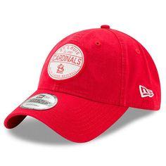 St. Louis Cardinals New Era Core Standard 9TWENTY Adjustable Hat - Red - $19.99