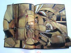 Art in the Studio: Lee Bontecou - Personal Inspiration - Part 2