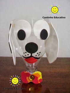 PORTA GULOSEIMAS - CACHORRINHO