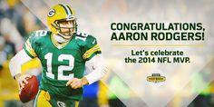 Aaron Rodgers - 2014 NFL MVP