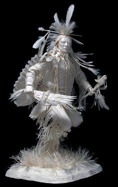 Escultura de papel - Taringa!