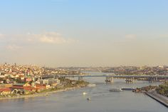 Golden Horn of Istanbul. by jcfmorata - Photography on Creative Market