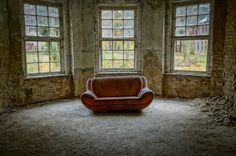 Sofa in HDR - World Photography Organisation
