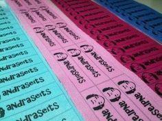 Labels selbst herstellen! geht echt ganz einfach!