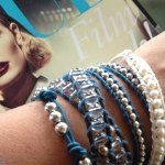 miano_at on Instagram www.miano.at Arm Party, Silver Pearls, Winter Collection, Gemstone Beads, Gemstones, Bracelets, Instagram Posts, Beautiful, Jewelry