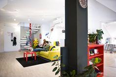 colored fun #office