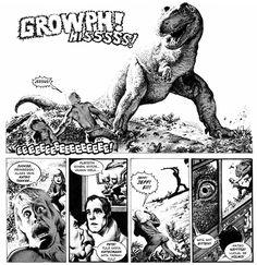 Shokki - Richard Corben osa 2. #sarjakuva #sarjis #egmont
