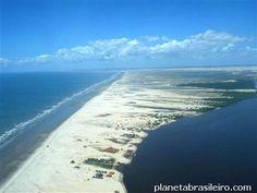 Praia do Caburé - Barreirinha, Maranhão