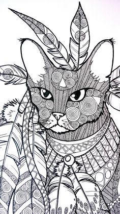 FANTASY Themed Coloring Book Fairies Dragons Pixies Gargoyles