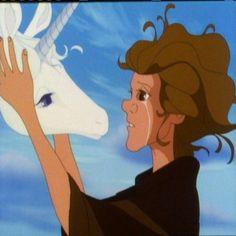 Last Unicorn Ladt Amalthea