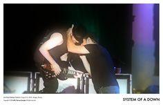 System of a down, Serj Tankian and Daron Malakian, Kubana Festival 2013