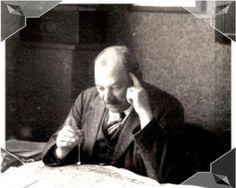 Radiestesistas  Joseph Treyve ( 1877 - 1946 )